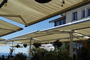 Tenda se lahko odlično obnese v različnih okoljih, ne le na domačem vrtu
